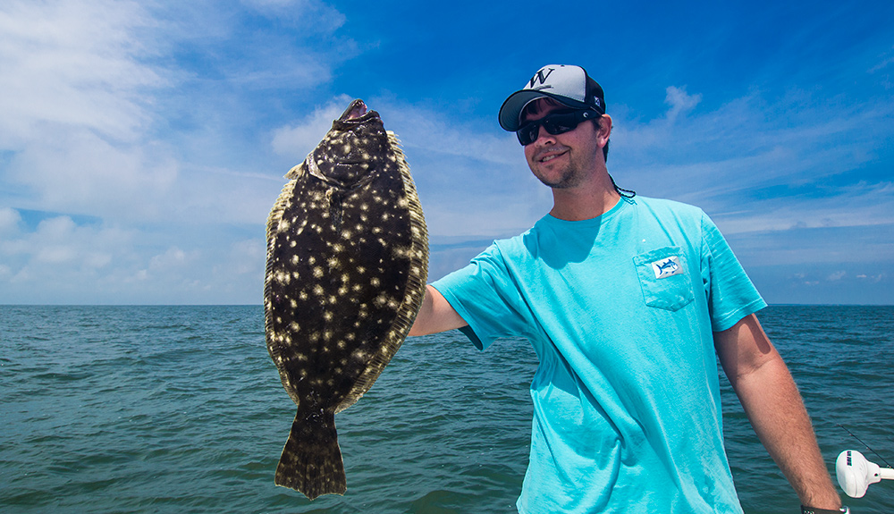 Flounder fishing report myrtle beach myrtle beach sc for Myrtle beach fishing report